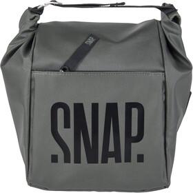 Snap Big Chalk Bag, Oliva